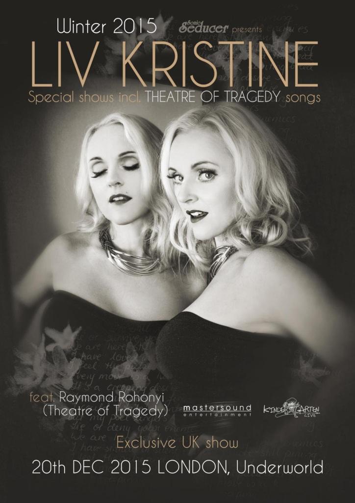 Liv Kristine London Show