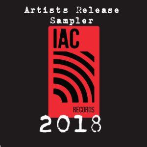 IAC 2018 SamplerCD Jacketl .indd